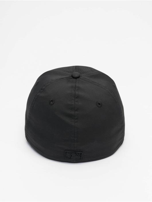 New Era Flexfitted Cap MLB New York Yankees Black Camo 39Thirty czarny