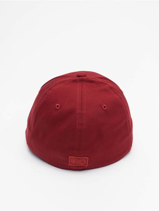 New Era Flexfitted Cap MLB New York Yankees League Essential 39Thirty czerwony