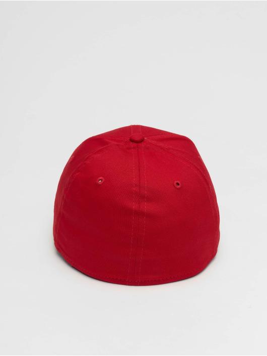 New Era Flexfitted Cap League Basic NY Yankees 39Thirty czerwony
