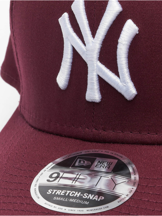 New Era Flexfitted Cap Colour Ess New York Yankees 9Fifty fioletowy