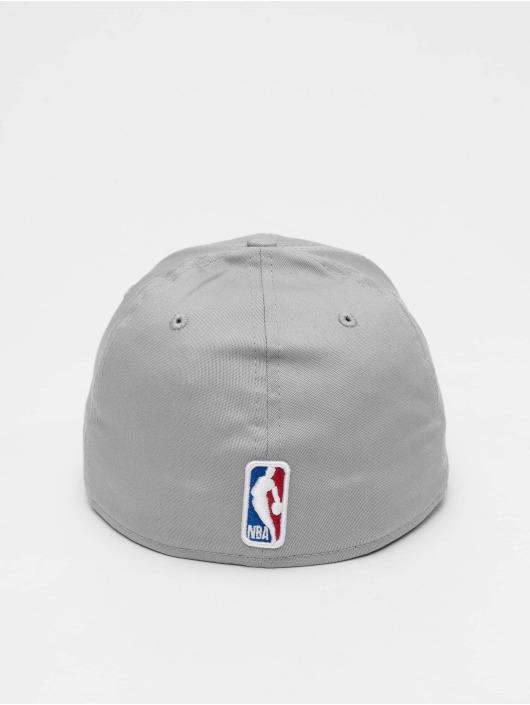 New Era Flexfitted Cap NBA Team LA Lakers 39Thirty grau