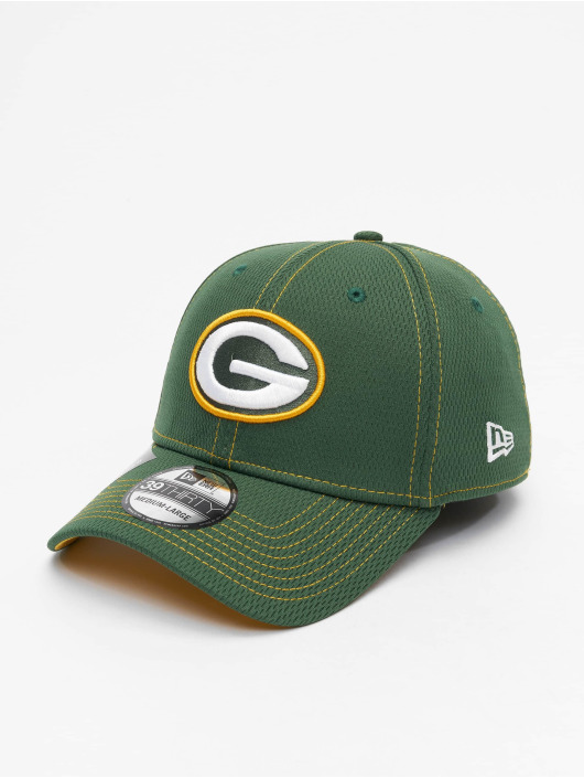 New Era Flexfitted Cap NFL Green Bay Packers Onfield Road 39Thirty green