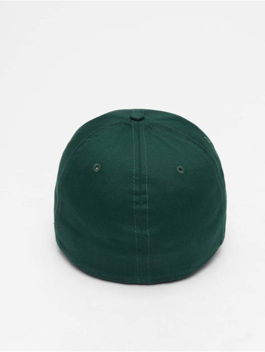 New Era Flexfitted Cap MLB League Essential Los Angeles Dodgers 39 Thirty grün