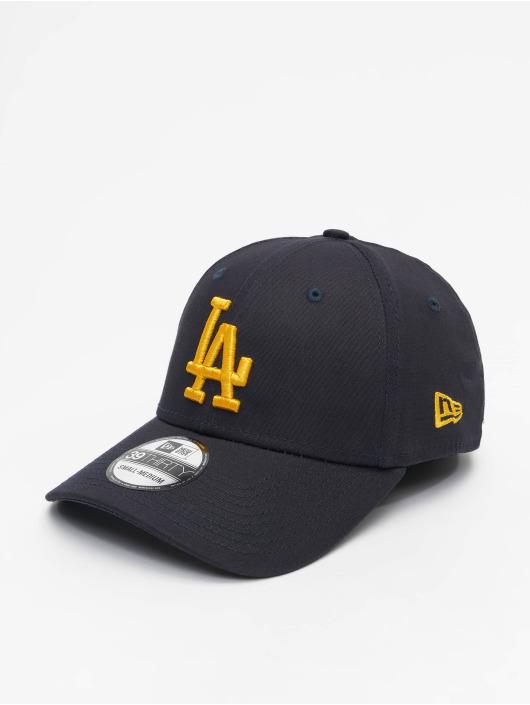 New Era Flexfitted Cap MLB La Dodgers League Essential 39Thirty modrá