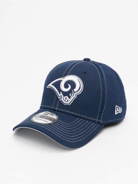 New Era Flexfitted Cap NFL LA Rams Onfield Road 39Thirty modrý