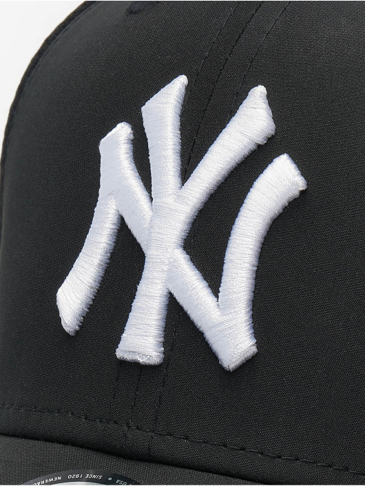 New Era Flexfitted Cap MLB New York Yankees Featherweight 39thirty nero