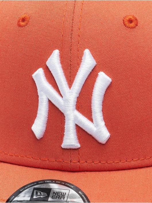 New Era Flexfitted Cap MLB New York Yankees League Essential 39Thirty orange