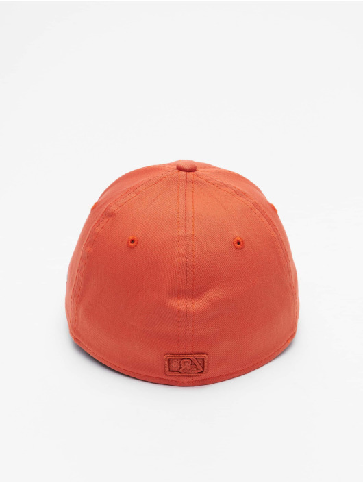 New Era Flexfitted Cap MLB New York Yankees League Essential 39Thirty oranje