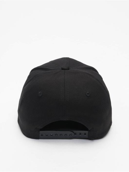 New Era Flexfitted Cap Tonal Black 9Fifty New England Patriots schwarz