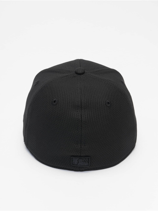 New Era Flexfitted Cap MLB NY Yankees Diamond Era 39thirty schwarz