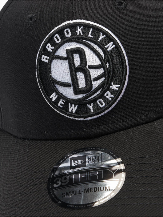 New Era Flexfitted Cap NBA Brooklyn Nets Core 39Thirty sort