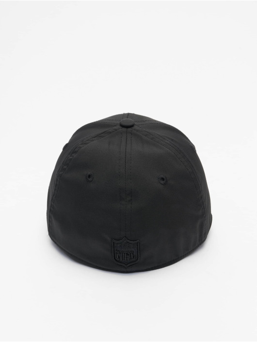 New Era Flexfitted Cap NFL Las Vegas Raiders Black Camo 39Thirty sort