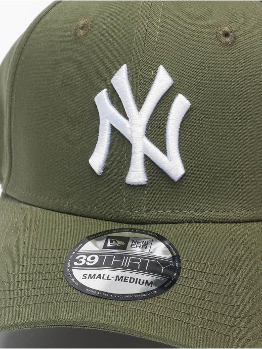 New Era Flexfitted Cap MLB NY Yankees League Eshortsleeveentl 39thirty verde