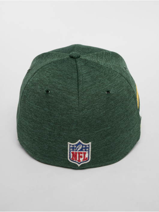 New Era Flexfitted Cap NFL Green Bay Packers 39 Thirty zelená