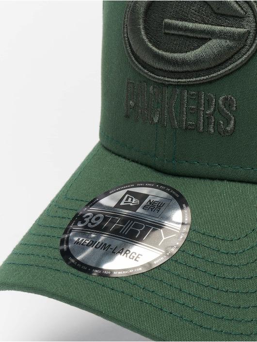 New Era Flexfitted Cap NFL Green Bay Packers Team Tonal 39thirty zelená