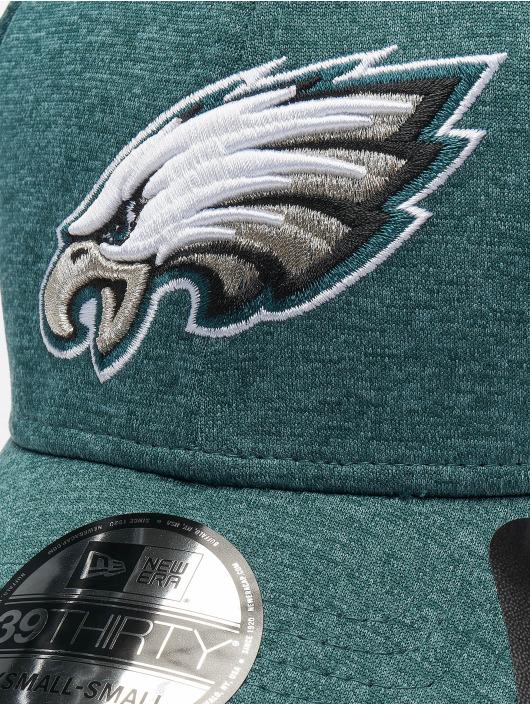 New Era Flexfitted Cap NFL Philadelphia Eagles Shadow Tech 39thirty zelená