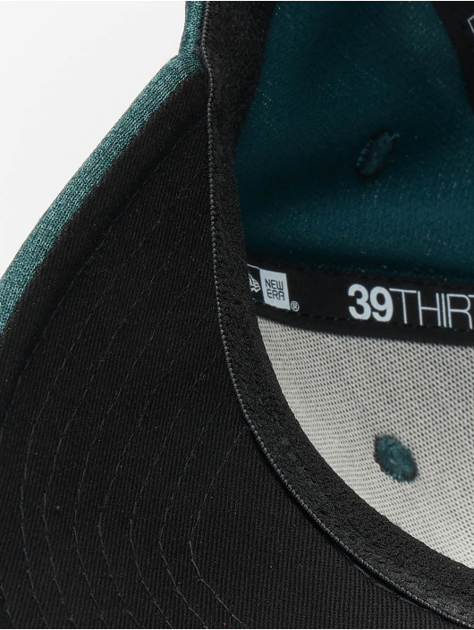 New Era Flexfitted Cap NFL Philadelphia Eagles Shadow Tech 39thirty zielony