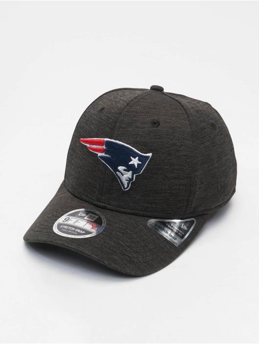 New Era Flexfitted Cap New England Patriots zwart
