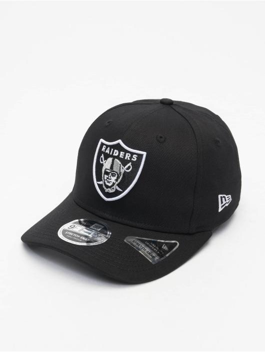 New Era Flexfitted-lippikset Team Stretch 9Fifty Las Vegas Raiders musta