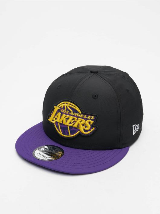 New Era Flexfitted-lippikset Team 9Fifty LA Lakers musta