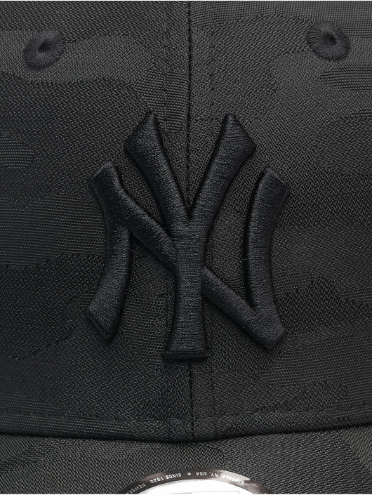 New Era Flexfitted-lippikset MLB New York Yankees Black Camo 39Thirty musta