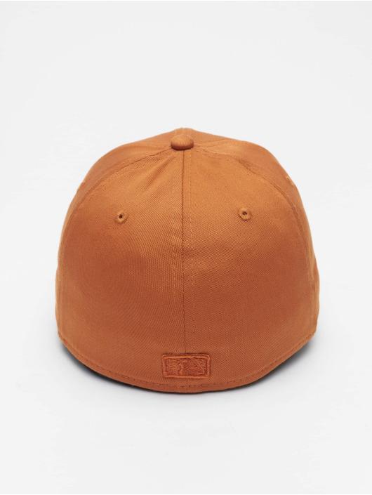 New Era Flexfitted-lippikset Mlb Properties New York Yankees League Essential 39thirty ruskea