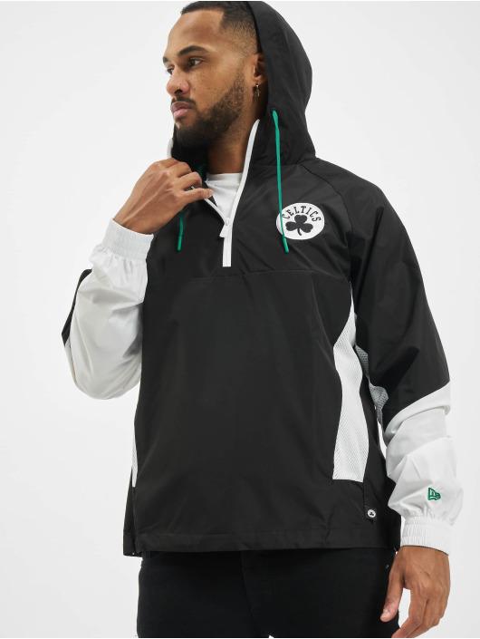 New Era Giacca Mezza Stagione NBA Boston Celtics Print Infill nero