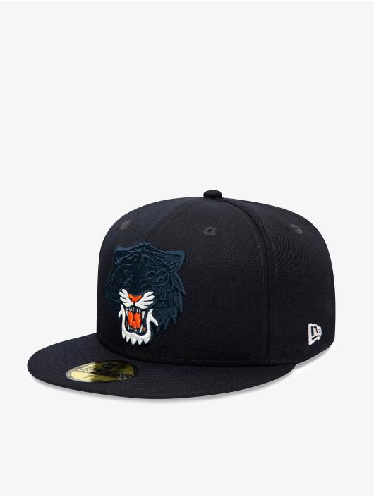 New Era Gorra plana MLB Detroit Tigers Pop Element 59Fifty azul