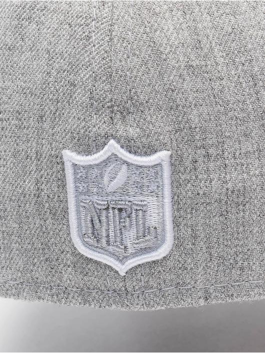 New Era Gorra plana NFL Seattle Seahawks 59Fifty gris