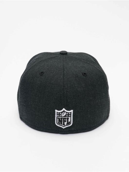 New Era Gorra plana NFL Las Vegas Raiders 59Fifty negro