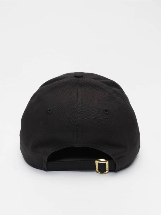 New Era Gorra Snapback Mlb Properties Los Angeles Dodgers Ne Metallic Logo 9forty negro