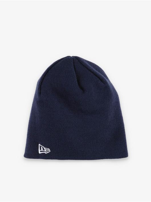New Era Hat-1 Atletico Madrid Skull Knit blue