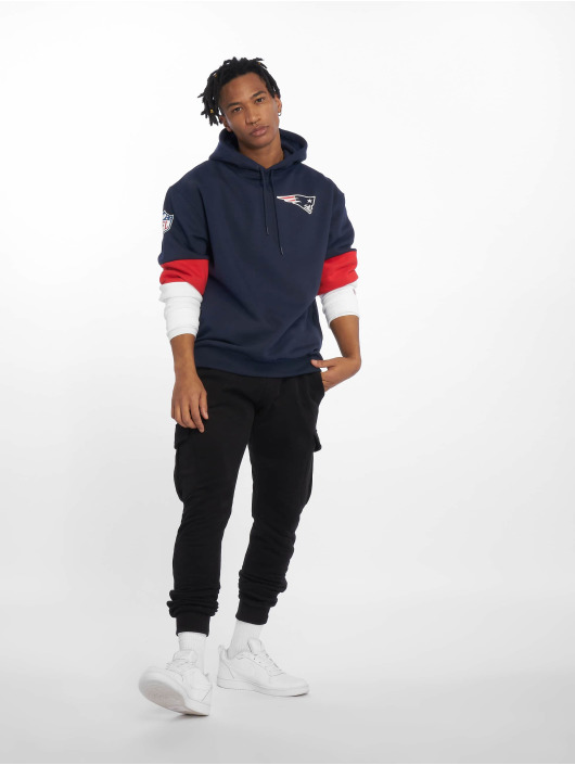 New Era Hettegensre Nfl Colour Block New England Patriots blå