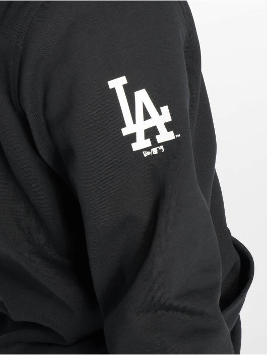 New Era Hoodie MLB Team Los Angeles Dodgers black