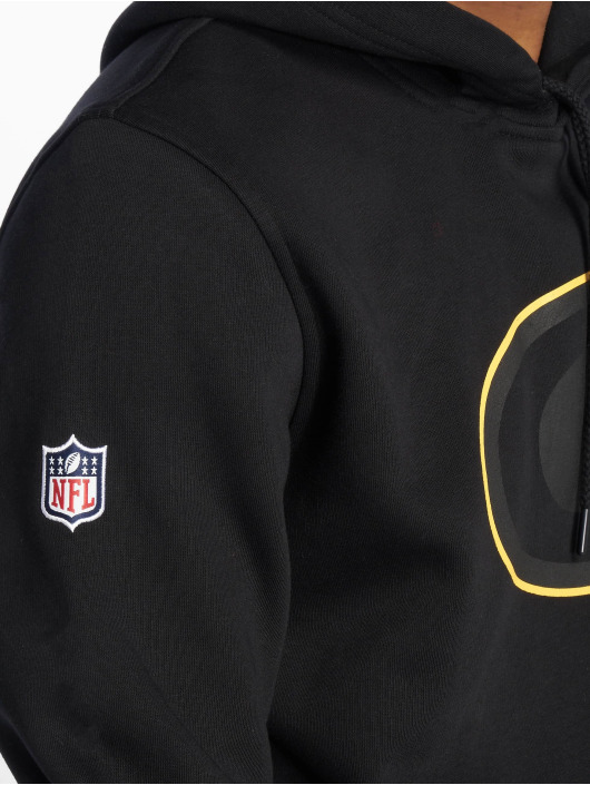 New Era Hoodie NFL Green Bay Packers Fan black