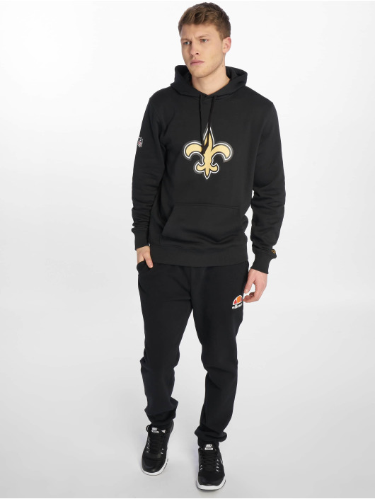 New Era Hoodie Team Logo New Orleans Saints black