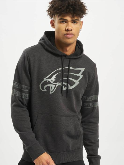 New Era Hoodie NFL Philadelphia Eagles Tonal black