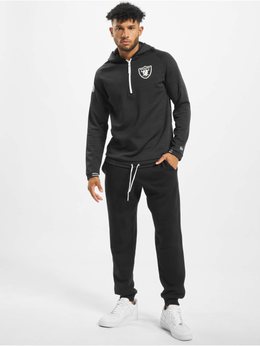 New Era Hoodie NFL Oakland Raiders Engineered black