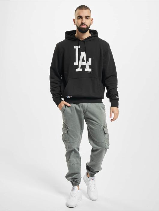 New Era Hoodie MLB Infill Logo black