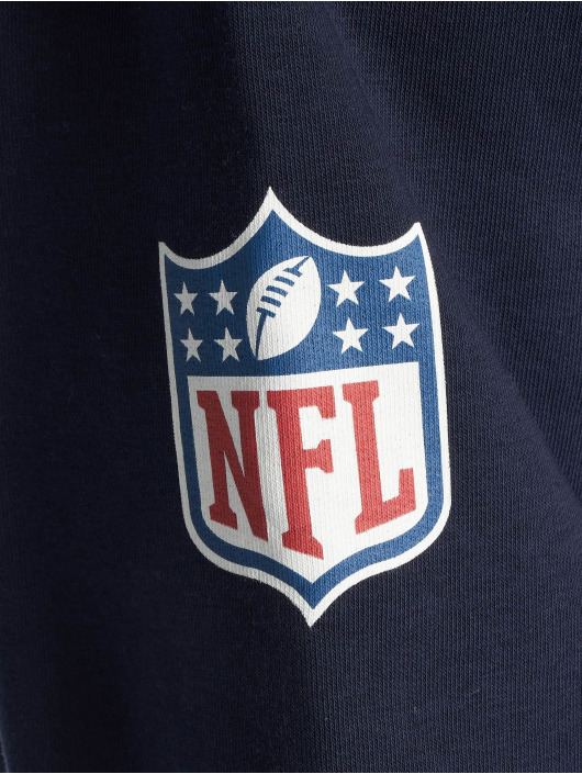 New Era Hoodie Nfl Colour Block Seattle Seahawks blue