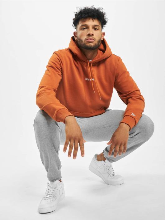 New Era Hoodie Essential brown