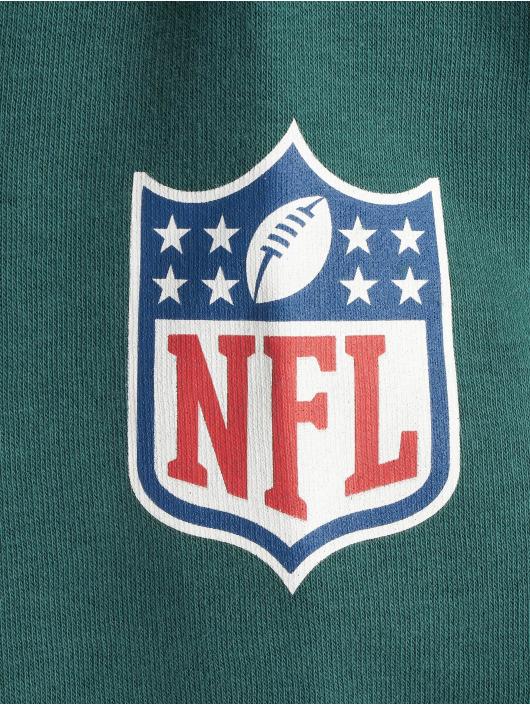 New Era Hoodie Nfl Colour Block Philadelphia Eagles green