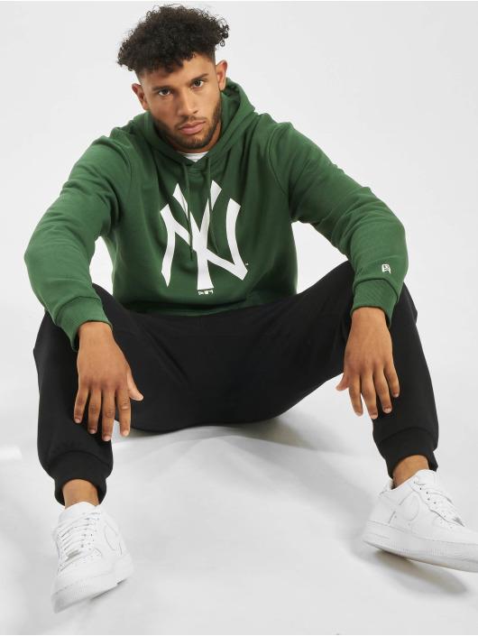 New Era Hoodie MLB NY Yankees Seasonal Team Logo green