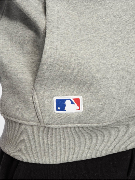 New Era Hoodie MLB Team New York Yankees grey