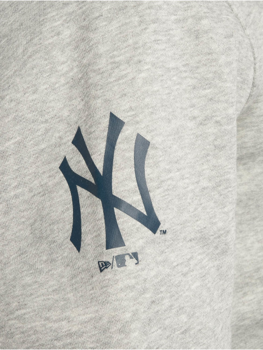 New Era Hoodie MLB Team New York Yankees grey