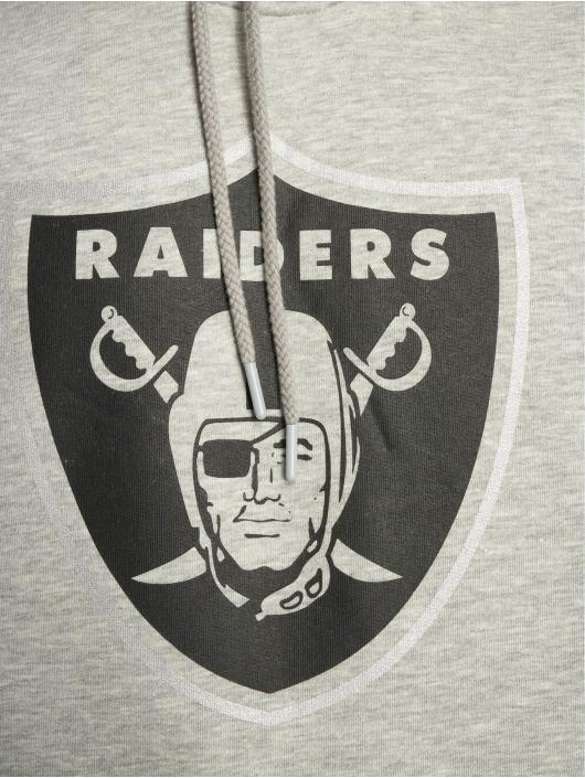 New Era Hoodie NFL Oakland Raiders Fan grey