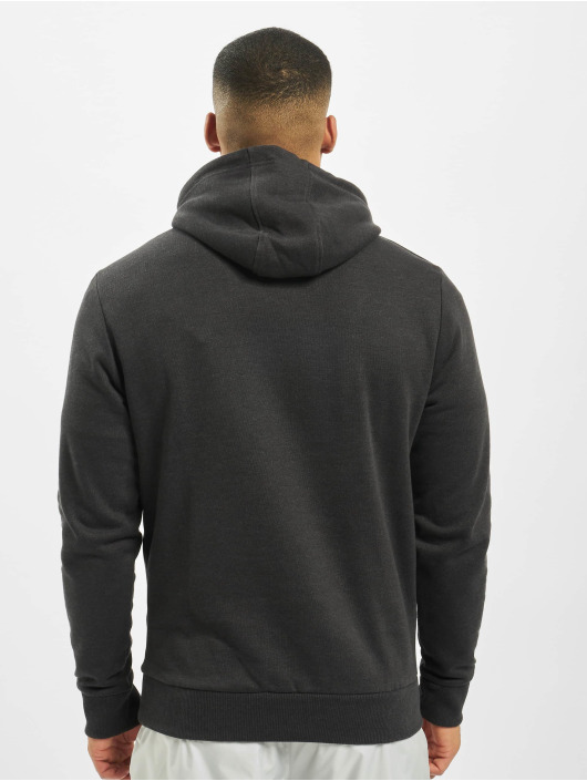 New Era Hoodie NFL New England Patriots Pull Over grey