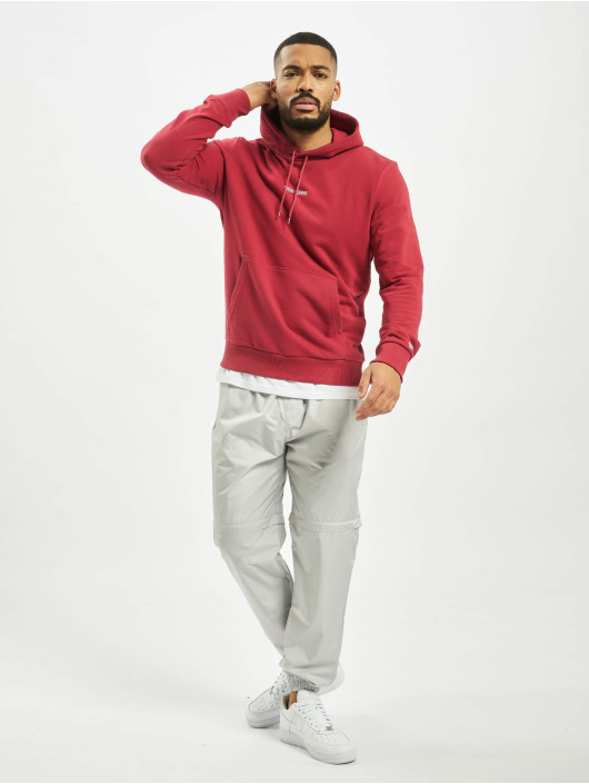 New Era Hoodie Essential red