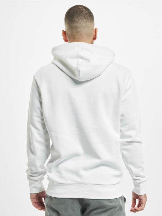 New Era Hoodie MLB Infill Logo white