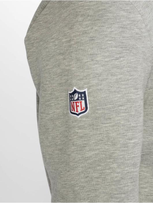 New Era Hoody NFL Wordmark grau